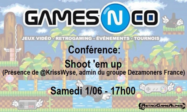 [RETRO GAME ALPES 2019] du 31 Mai au 02 Juin ! 60423510