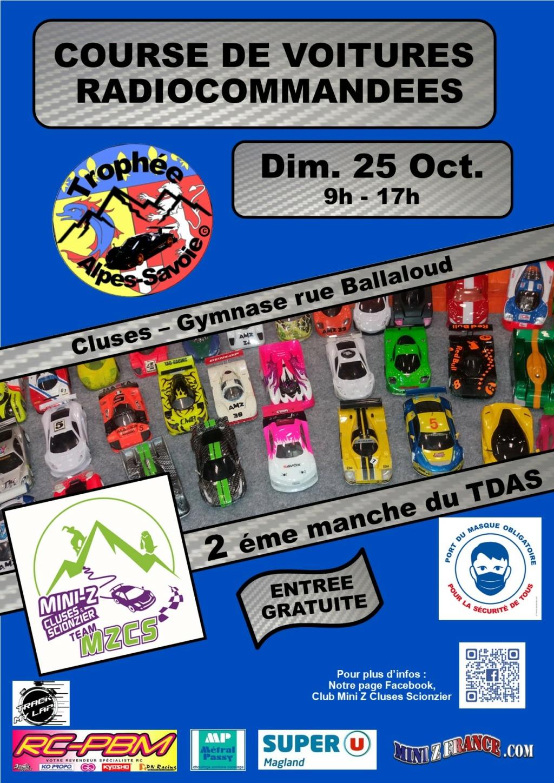 TDAS - 2eme Manche - Cluses  Affich10
