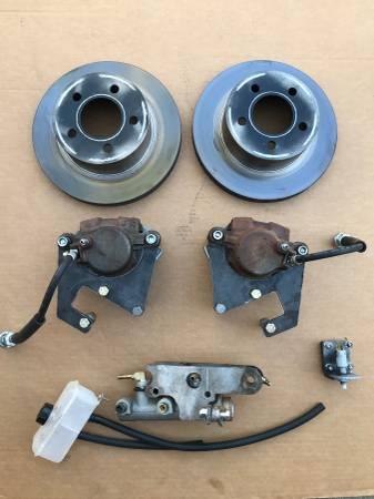 61-67 Econo Front Disc Brake Kit - Riverside, CA - $450 OBO 61-67e19