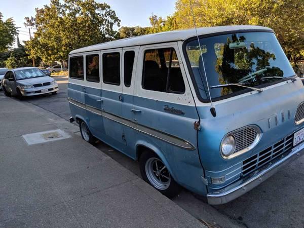 62 Falcon Club Wagon Van - Redwood City, CA - $9200 62falc11