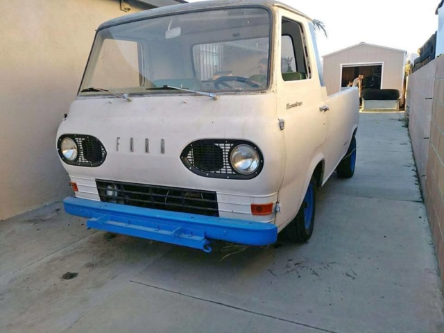 63 EPup 3 Window - San Jacinto, CA - $2000 - No tailgate but toolbox on passenger's side 63epup10