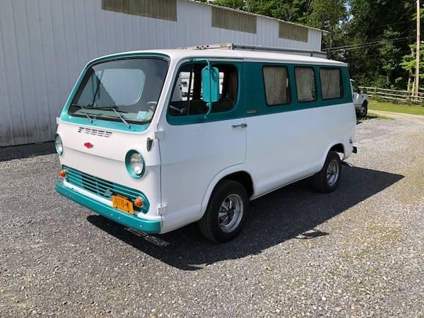 64 Chevy Van - Hudson Valley, NY - $7900 - Relist 64chev33