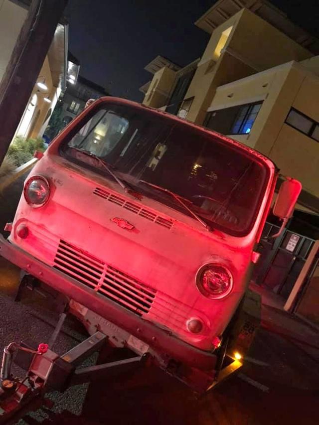 64 Chevy Sportvan - Riverside, CA - $3500 64chev35