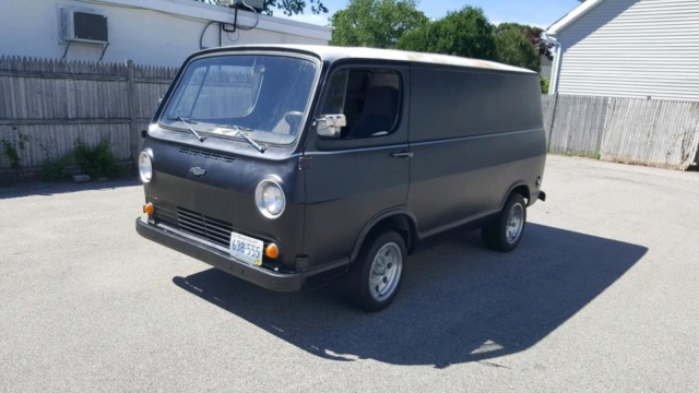 64 Chevy Van - Warwick, RI - $7500 64chev41