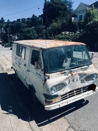 64 Econo Van - San Rafael, CA - $1500