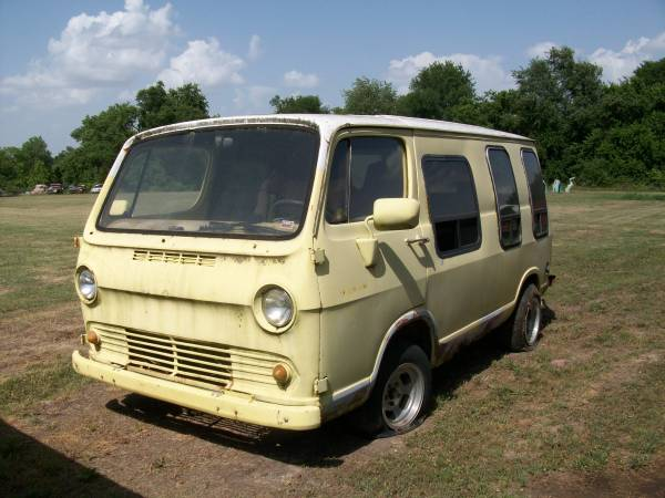 64 And 68 Chevy Vans - Joplin, OK - $6500 for both or sell individually - Both Relists 65chev45
