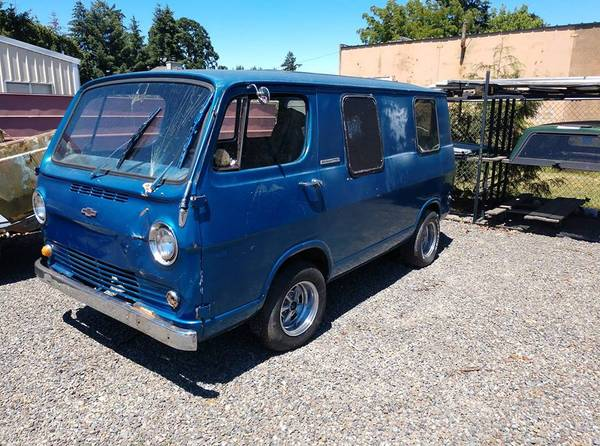 65 Chevy Van - McMinnville, OR - $1500 65chev55