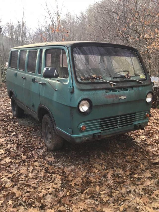 65 Chevy Sportvan - Crawley, WV - $3500 - Relist 65chev61