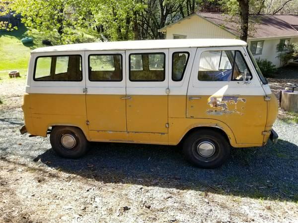 65 Econo Window Van - Benicia, CA $6500 65econ19