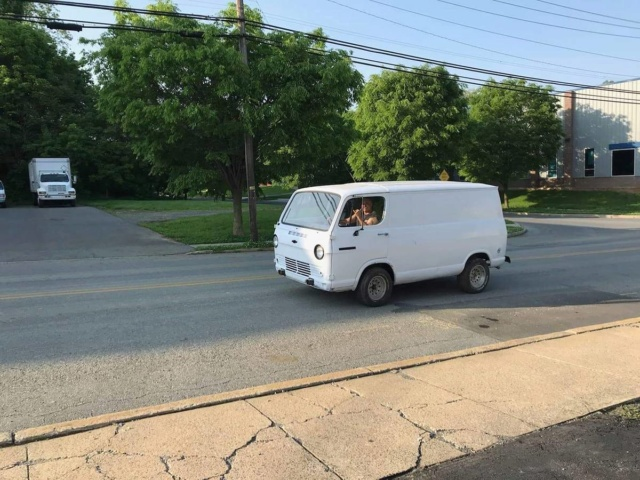 66 Chevy Van - Lancaster, PA - $4600 - Relist 66chev45