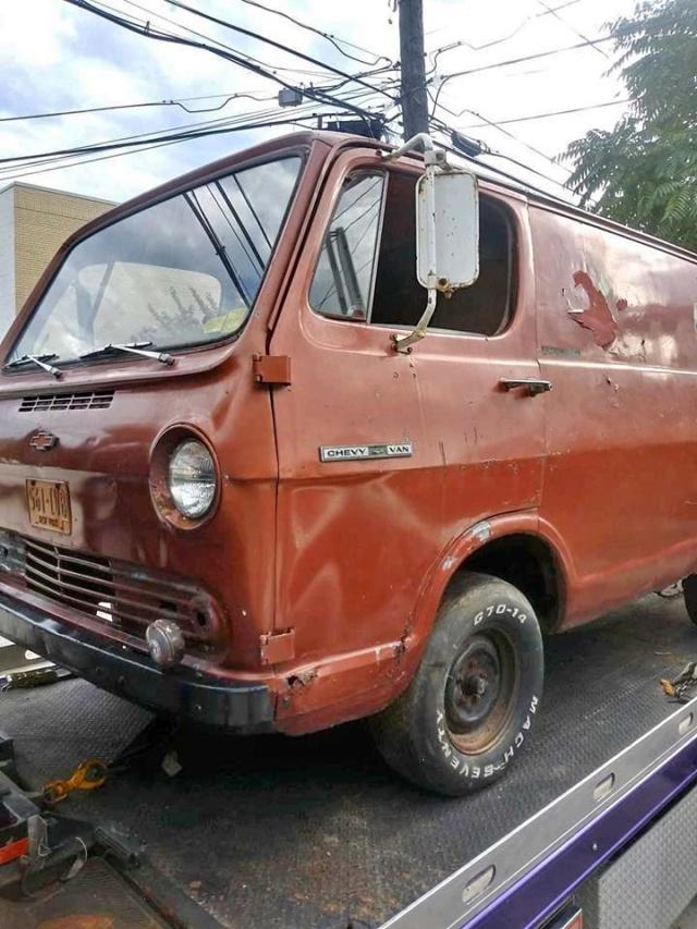 66 Chevy Van - Mt Vernon, NY - $900 OBO 66chev48
