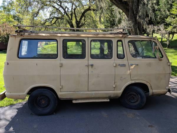 66 Chevy Sportvan - Napa County, CA - $2900 66chev51