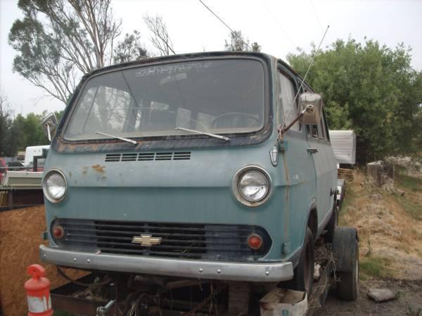 66 Chevy Sportvan - San Diego, CA - $3500 - Relist 66chev52