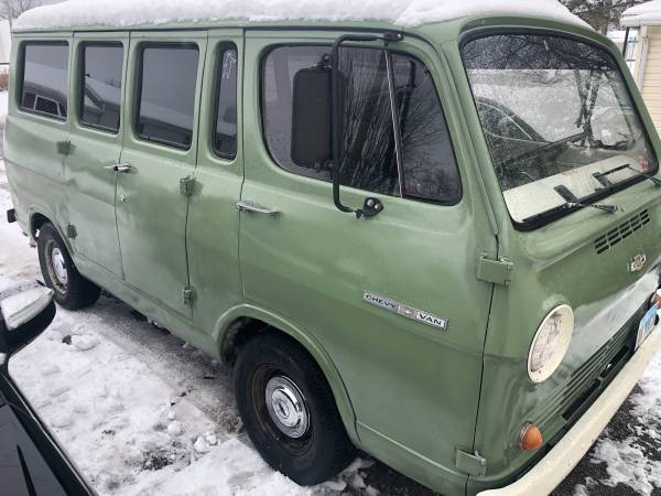 66 Chevy Sportvan - Staunton, IL - $4000 66chev57