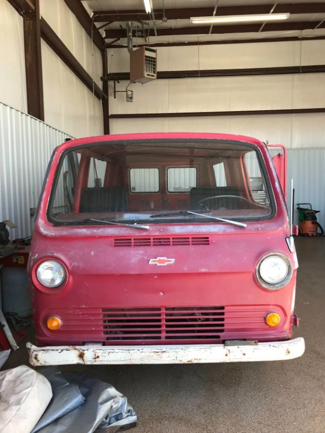 66 Chevy Van - Denver, CO - $5000