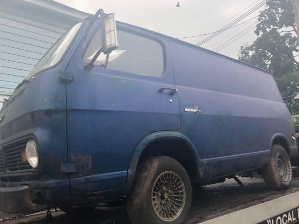 67 Chevy Van - Newburgh, NY - $1700 - Relist 67chev35