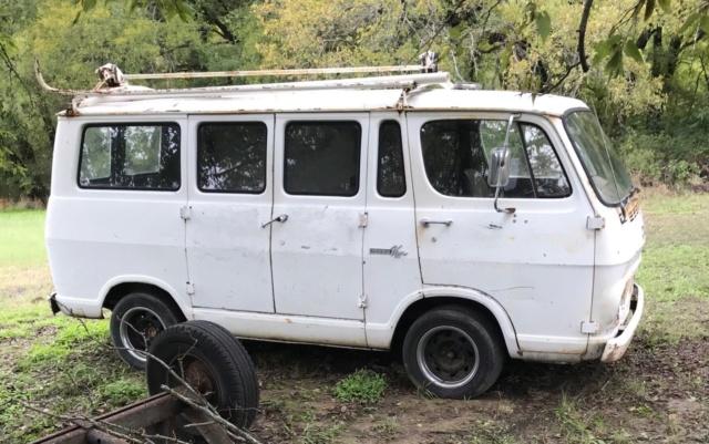 67 Chevy Display Van - Red Oak, TX - Ebay - Buy it Now Price $3000 67chev43