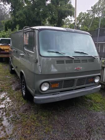 67 Chevy Van -Chatsworth, GA - $8900 67chev97