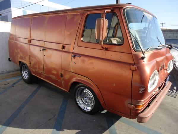 67 Econo Supervan - Los Angeles, CA - $4800 OBO