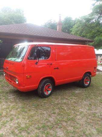 68 Chevy Van - Parsonsburg, MD - $8900 68chev44