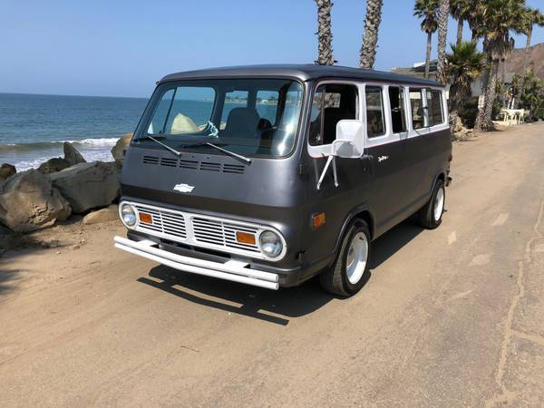 68 Chevy 108 Sportvan - Ventura, CA - Ebay - $25000 Buy It Now - Relist 68chev45