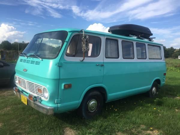 68 Chevy 108 Sportvan - Poland, ME - $3000 68chev46