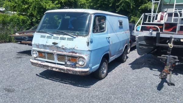 69 Chevy Van - Bristol, TN - $3500 - Relist 69chev61