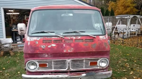 69 Chevy 108 Van - Union, MI - $3500 69chev65