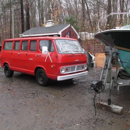 69 Chevy 108 Sportvan - North Branford, CT - $6000 - Relist 69chev69