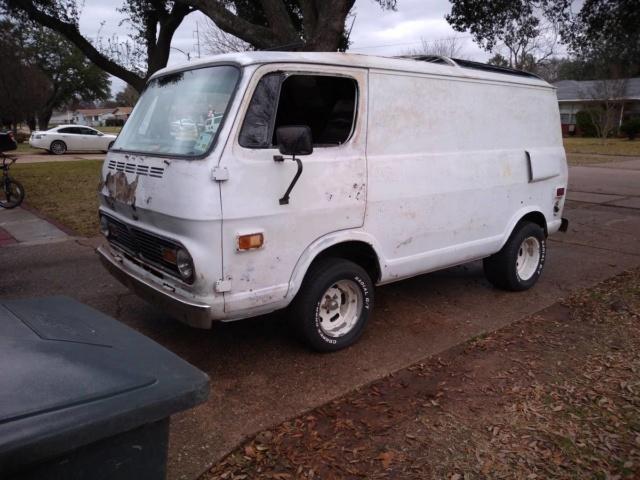 69 Chevy Van - Bossier City, LA - $2200 69chev79
