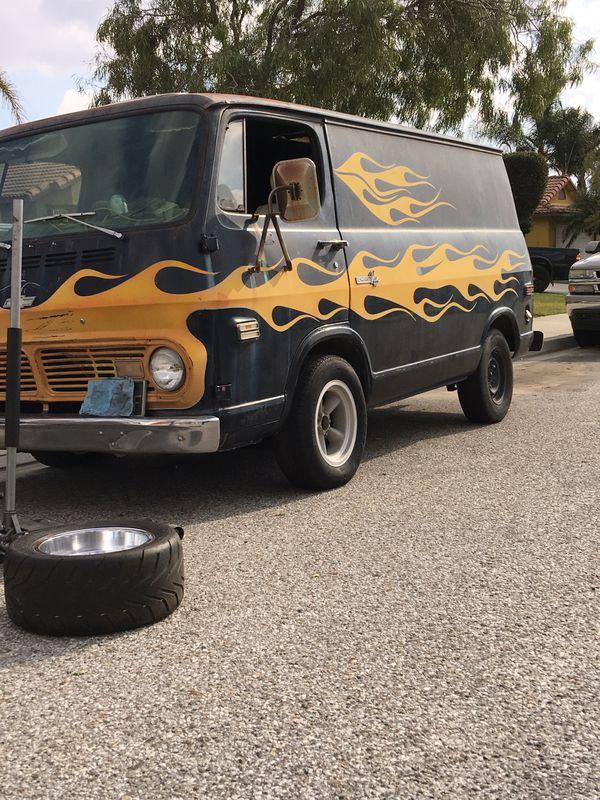 70 Chevy Van - Lake Elsinore, CA - $6000 OBO 70chev14