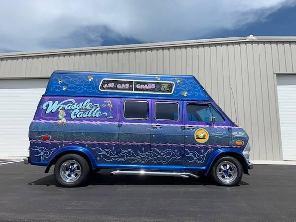 74 Econo Hightop Van - Chesapeake, VA - $9900 (Wrassle Castle) 74econ20