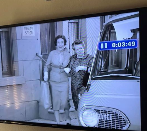 Econo on Andy Griffith Show Auntbe10