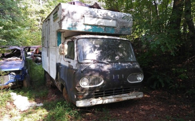 Georgia Collection - Couple of Econolines, Dodge and More Ford-e10