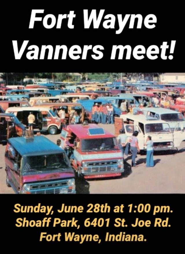 Fort Wayne Vanners Meet Fortwa10