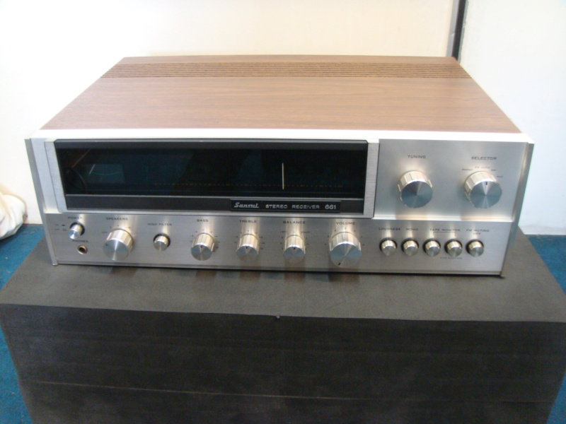 Sansui receiver 661(sold) Dsc06724