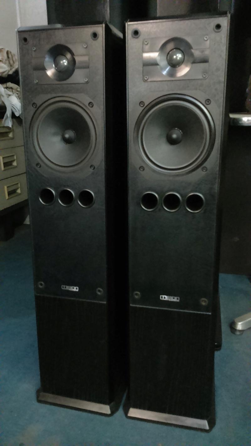 Mission 752 floor stand speaker(sold) Dsc_0121