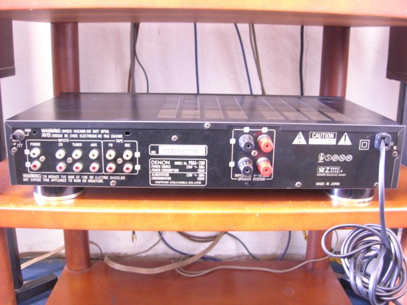 Deno pma-260 amplifier Dscn3115