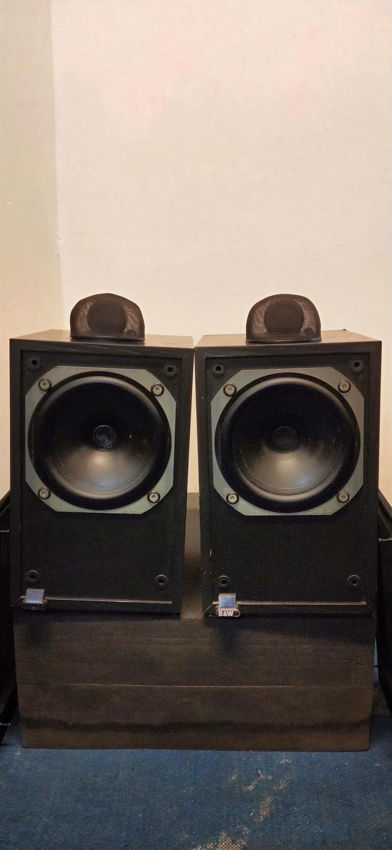 B&W DM-17 speaker  Img20232