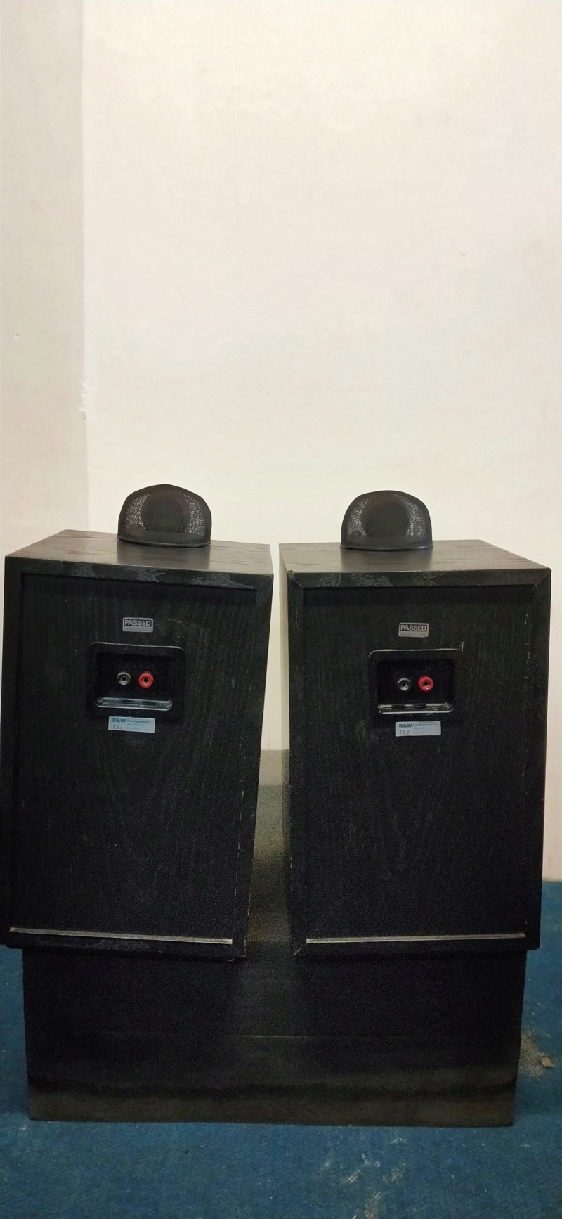 B&W DM-17 speaker  Img20233