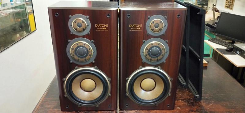 Diatone DS-1000HR speaker Img20236