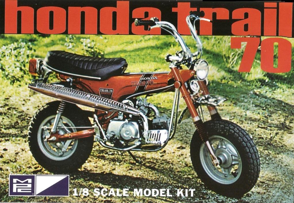 Mini Trail Honda  Honda_10