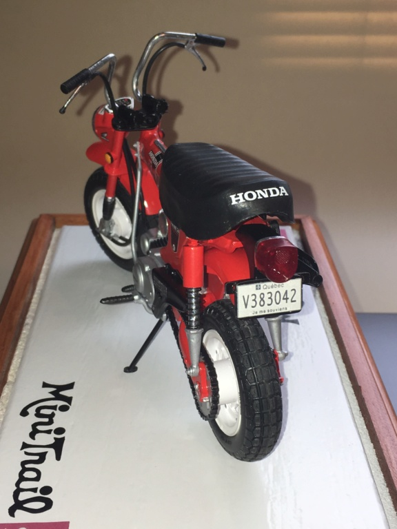 Mini Trail Honda  Honda_11