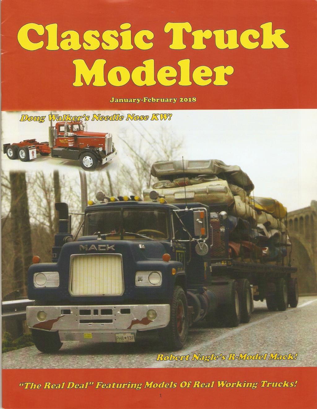 AMT White Road Boss Camion Transporteur de bois! (Cousin du Québec,Ville de Laval) White_13