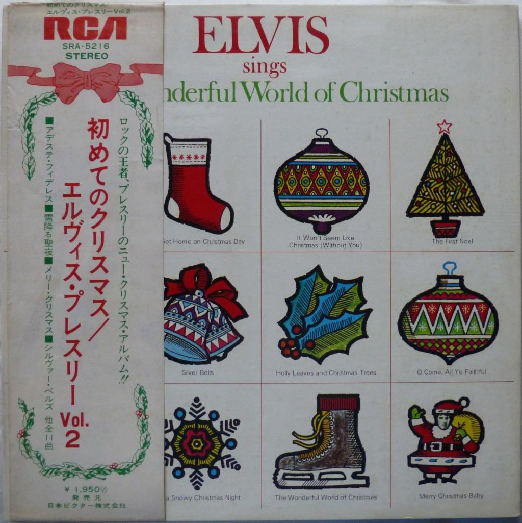 ELVIS SINGS THE WONDERFUL WORLD OF CHRISTMAS VOL.2 112