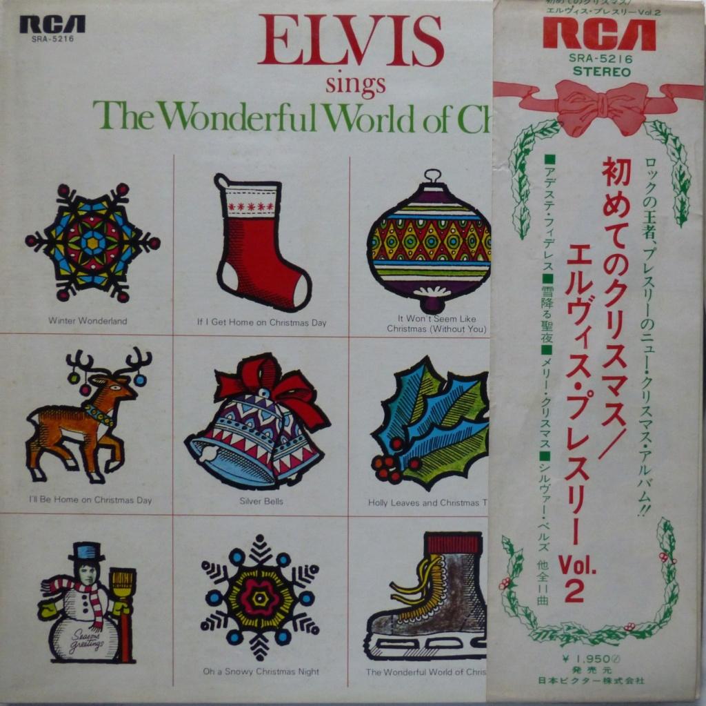 ELVIS SINGS THE WONDERFUL WORLD OF CHRISTMAS VOL.2 1a12