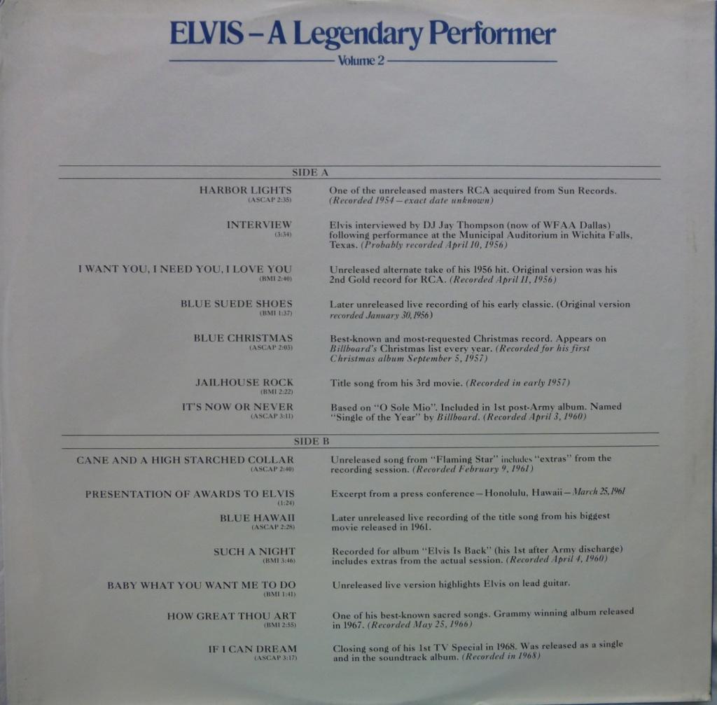 A LEGENDARY PERFORMER Volume 2 1e11