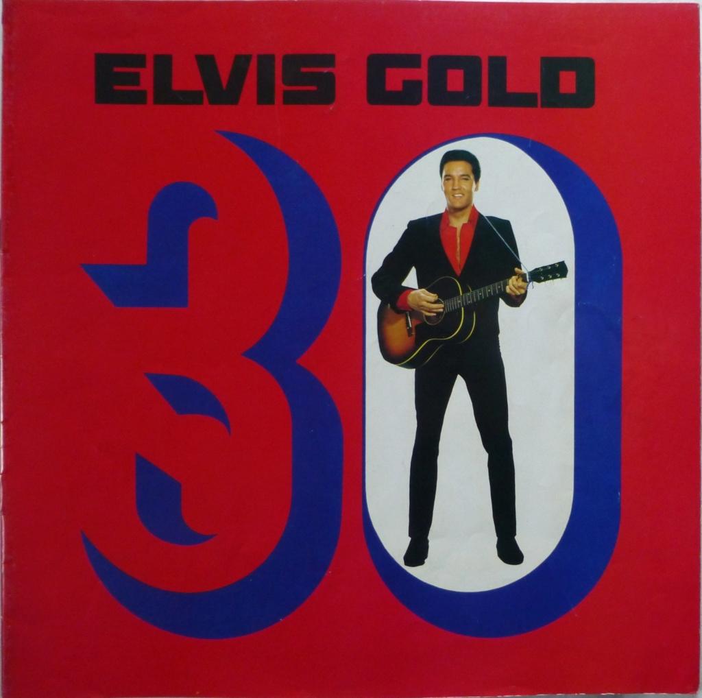 ELVIS GOLD 30 1f21