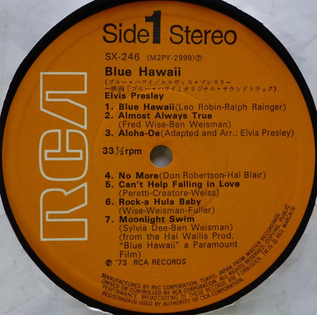 BLUE HAWAII 1h13