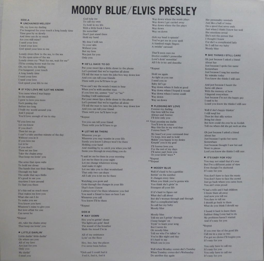 MOODY BLUE 2d10